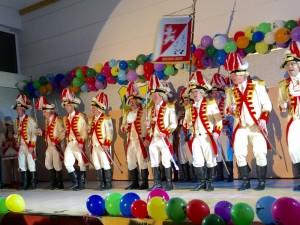 Impressionen aus Müllenbach - Fußkorps